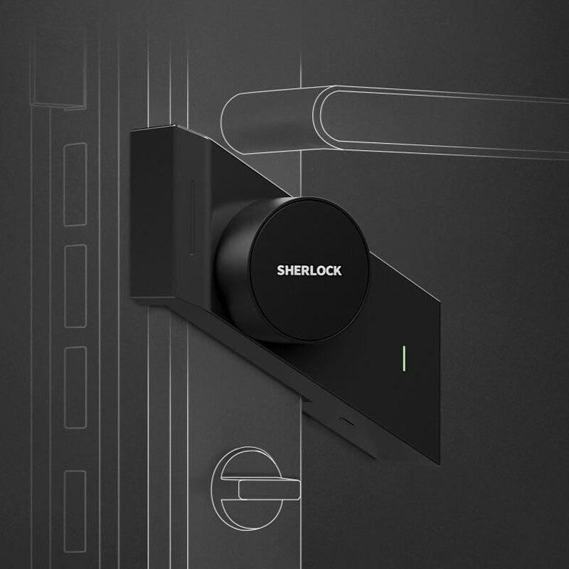 Original Xiaomi Sherlock Smart Sticker S2 Smart Lock Instructions lock pad Mi Home Lock the lock