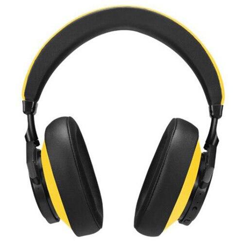 Bluedio T7 casque anti-bruit actif casque sans fil casque Bluetooth défini par l'utilisateur casque avec reconnaissance du visage micro - 4
