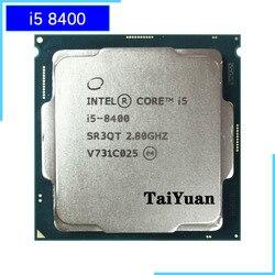 Intel Core i5-8400 i5 8400 2.8 GHz Six-Core Six-Thread CPU Processor 9M 65W LGA 1151