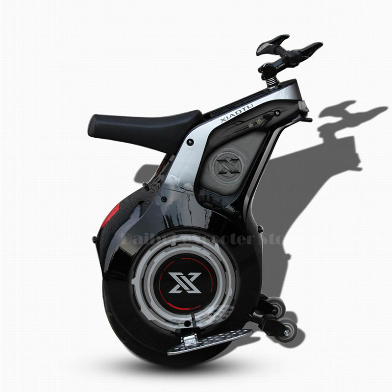 New 19 Inch Electric Motorcycle Adult With APP One Wheel Self Balancing Scooters Powerful 800W 60V Electric Unicycle One (25)