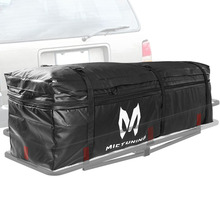 New RV Waterproof Cargo Bag Trailer Hitch Carrier Box For Vehicle Car Truck SUV Vans Roof Top Rear