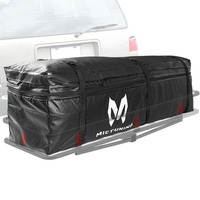 New RV Waterproof Cargo Bag Trailer Hitch Cargo Bag Cargo Carrier Cargo Box For Vehicle Car Truck SUV Vans Roof Top Rear