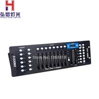 Hong Yi Bühnenbeleuchtung Top selling Neue 192 dmx controller bühnenlicht 512 dmx dj console controller ausrüstung Bühnen-Lichteffekt Licht & Beleuchtung -