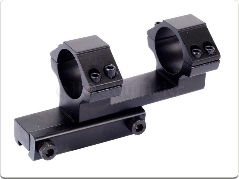 25 мм/1 дюймов тактический выключатель кольцо с возможностью монтирования для 10 мм рельсов