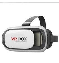HD BOÎTE VR II 3D lunettes de réalité virtuelle Réalité Virtuelle Lunettes Revêtement Lentille En Verre Casque 3D Lunettes Casque pour 4-6.5 'de téléphone
