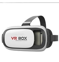 """HD CAJA VR II 3D gafas de realidad virtual Gafas de Realidad Virtual 3D Casco de Lente de Cristal de Recubrimiento Gafas de sol Auriculares para 4-6.5 """"phone"""