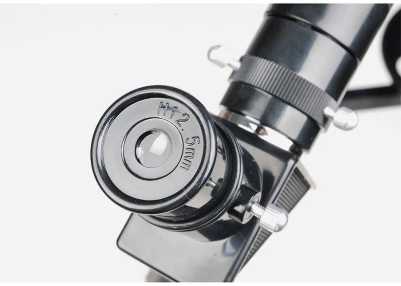 Zonebike hd 675 kali lensa mata teleskop astronomi berkemah dengan