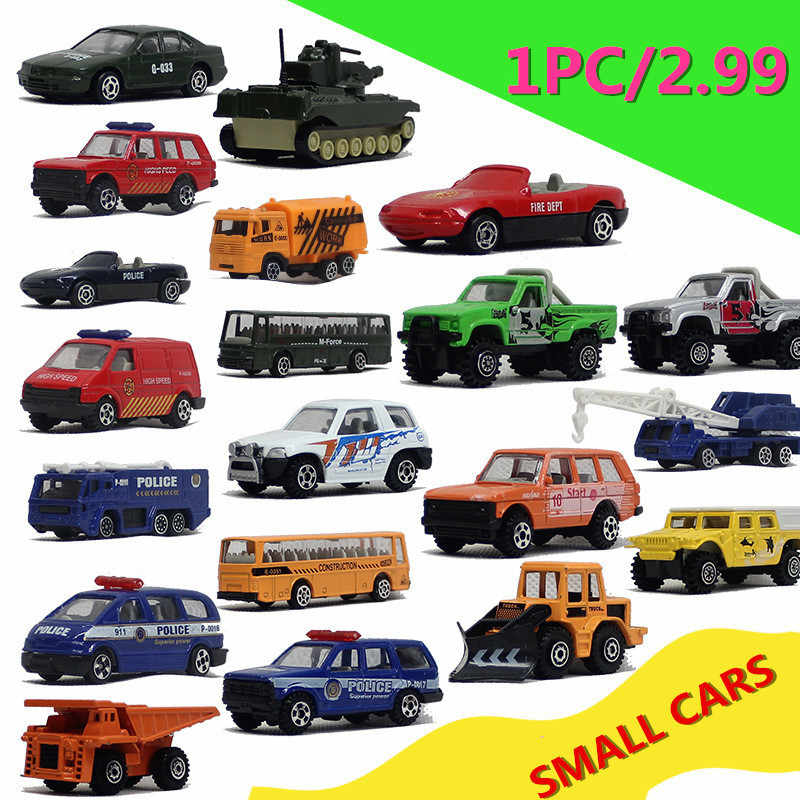 Special 1:64 alloy car, sliding toy cars, 2.99 / pc, Cute model,Children's toy car,free shipping