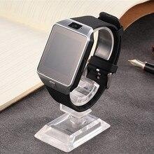 Heißer smartwatch dz09 tragbare geräte mit sim einbauschlitz push bluetooth-konnektivität apple ios pk gt08 smartwatch android russland