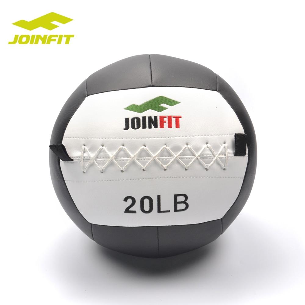 ФОТО 20LB CrossFit Wall Ball/Fitness Soft Medicine Balls