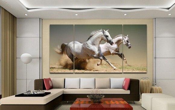 Compra carreras de caballos pinturas online al por mayor de china ...