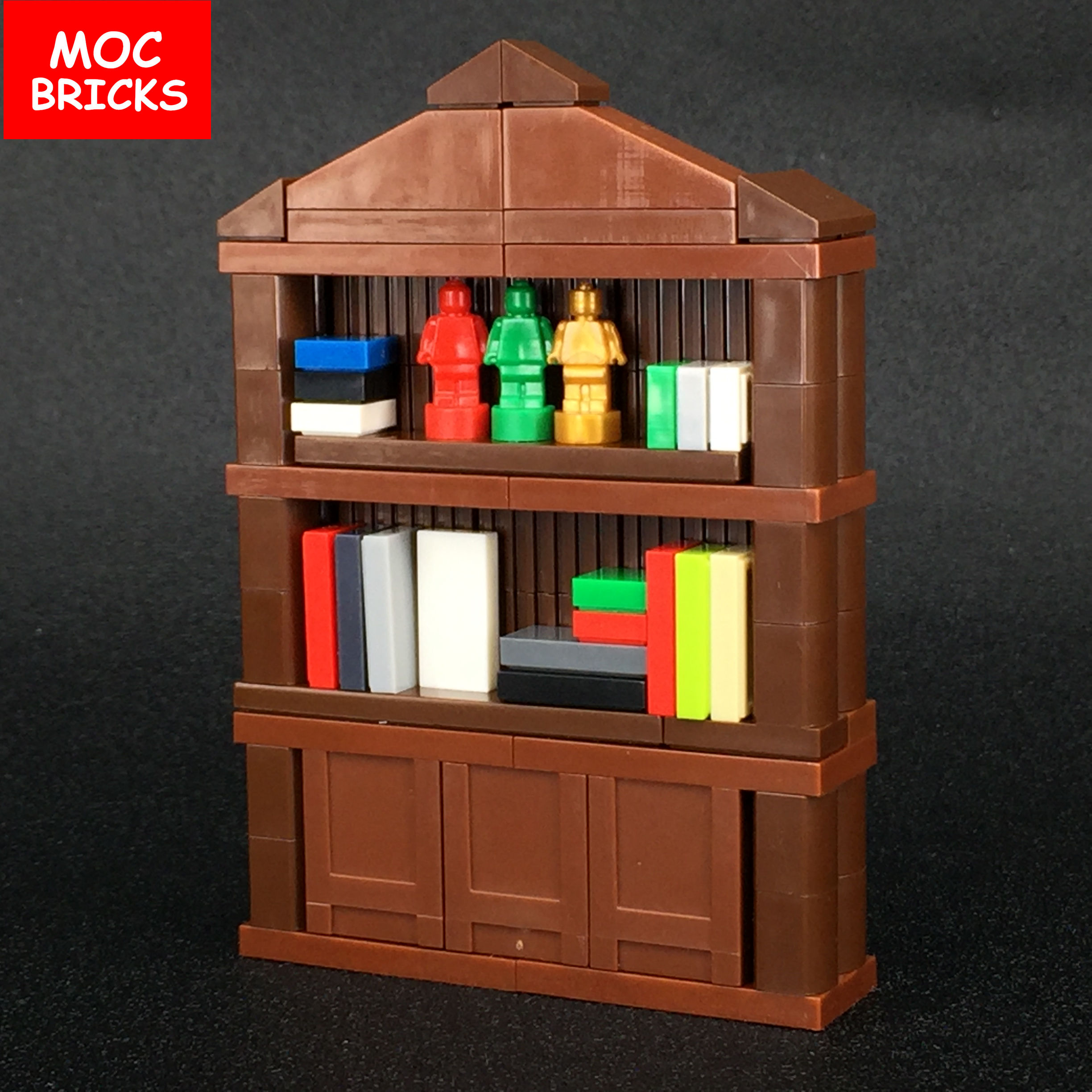 Bricks furniture Patio Set Sale Moc Bricks Diy Family Toys Furniture Bookcase Bookshelf Cabinet Educational Building Blocks Kids Gift Luxury Furniture Design Idea Set Sale Moc Bricks Diy Family Toys Furniture Bookcase Bookshelf