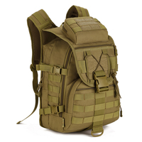 Military Swordfish Tactical Backpack Professional Army Waterproof Molle Outdoor Bag Rucksack For Hiking Camping Hunting Climbing