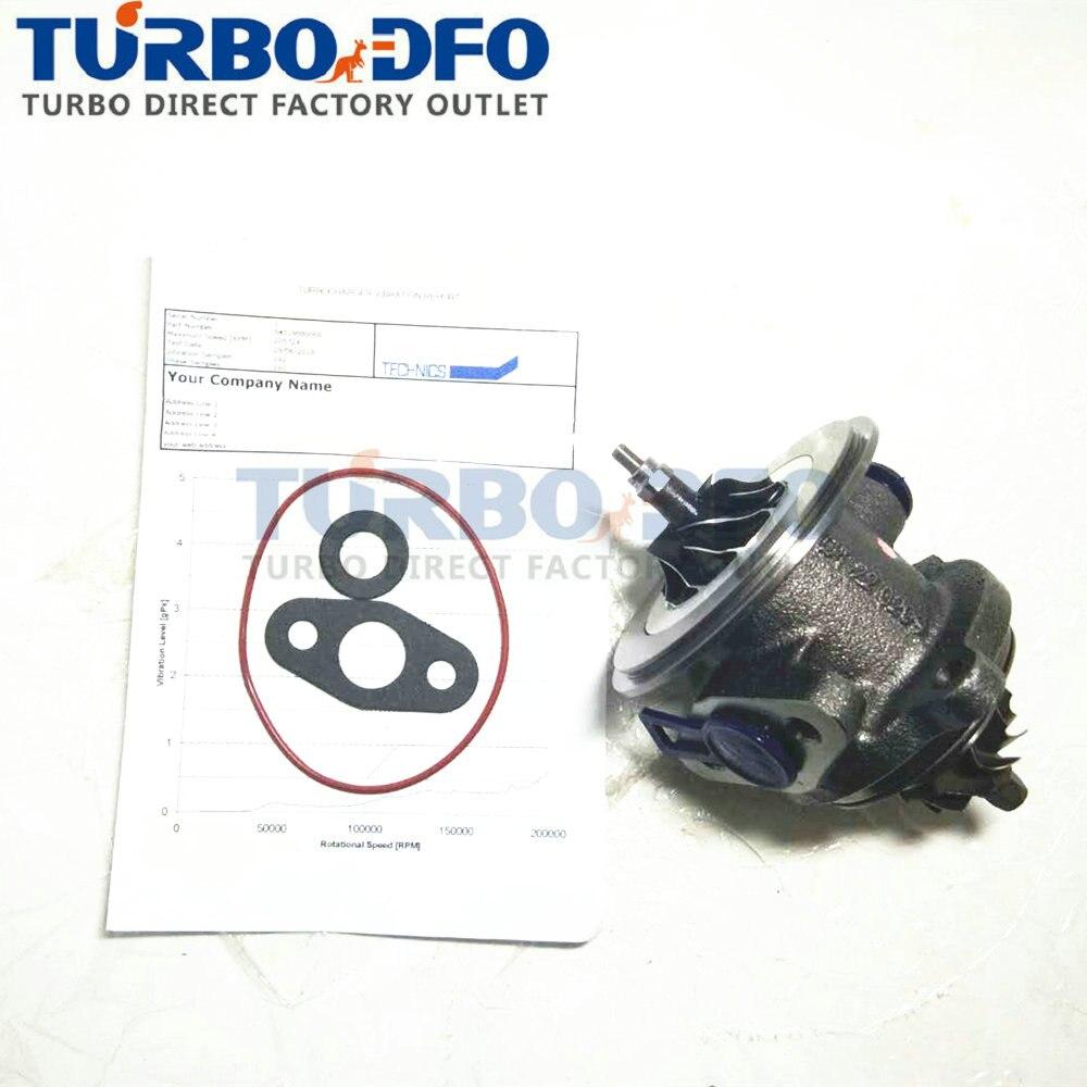 Núcleo Turbo para Mercedes Smart cdi 0.8 CDI OM660DE08LA DPF CHRA cartucho 54319700009 54319880009 54319700005 54319880005 turbina