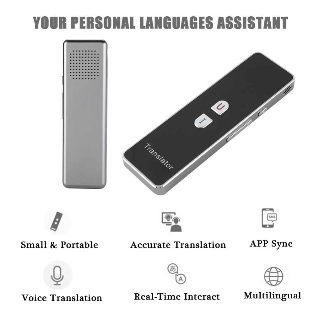 Detail Feedback Questions about T8 Portable Voice Translator
