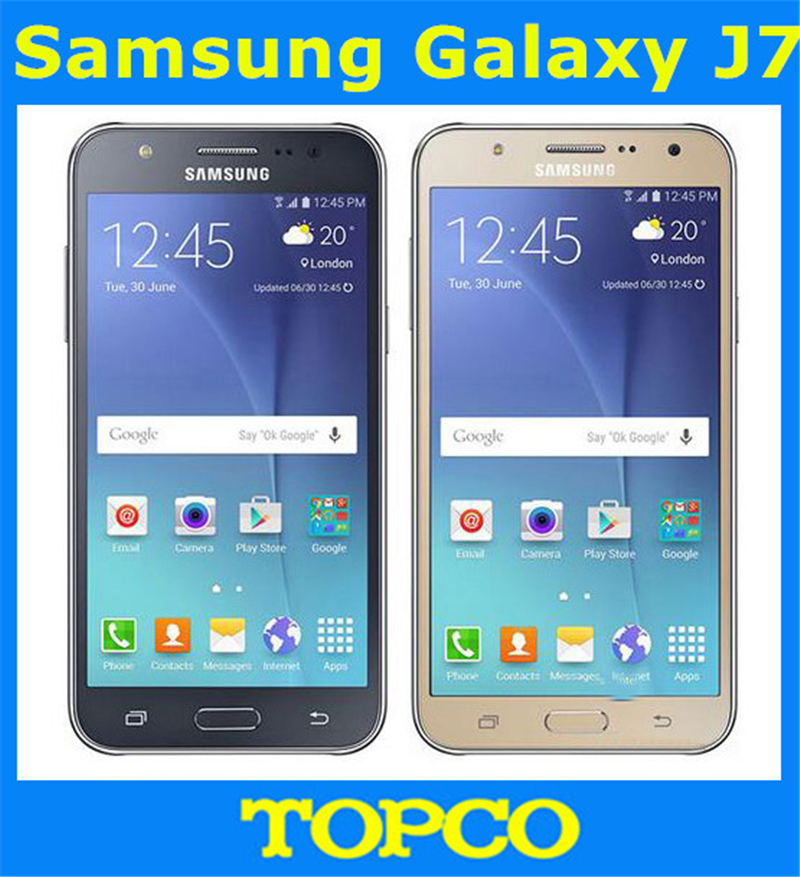 Aliexpress.com : Buy Samsung Galaxy J7 Original Unlocked ...