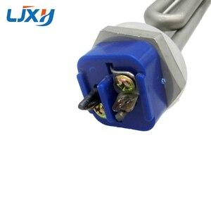 Image 3 - LJXH Foldback สกรูในเครื่องทำน้ำอุ่นไฟฟ้า 1 นิ้ว Npt 1KW/2KW/3KW/4KW /6KW 304 สแตนเลส