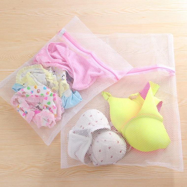 1pc Clothes Bra Underwear Storage Basket Washing Bag Laundry Bag Mesh Net Wash Bag Pouch Laundry Basket For Washing Machine