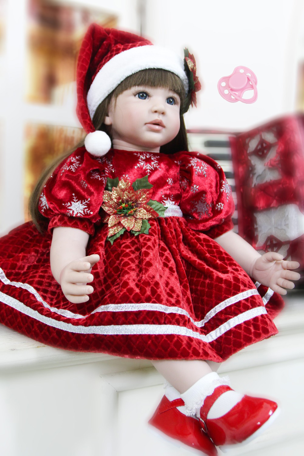 High End Clothes Wear Fit For 60cm Silicone Reborn Baby