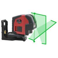 New Leter L2P2G Self Leveling Green Laser Bob Cross Line Laser Plumb laser