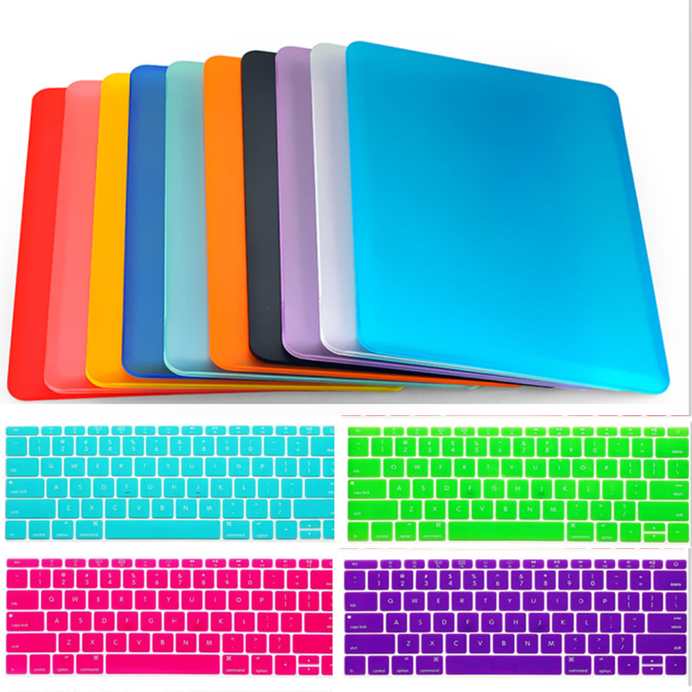 matte laptop case protective shell for mac book macbook pro 13/retina 12...