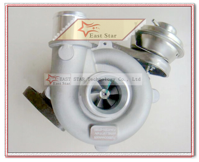 GT1749V 721164-0003 17201-27030 turbokompressor TOYOTA RAV4 D4D Auris - Autode varuosad - Foto 5