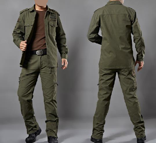 clothing set cinghiking airborne suits
