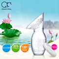 Nuevo 2016 Sacaleches Eléctrico Manual de Socio Lactancia Colector de Corrección Automática de la Leche Materna Extractor de leche de Silicona