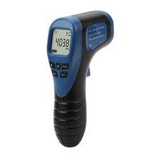 Professional Car Exclusive Non-Contact RPM Meter Motor Speed Gauge Gun Style Surface Speed Tach Meter Speedometer