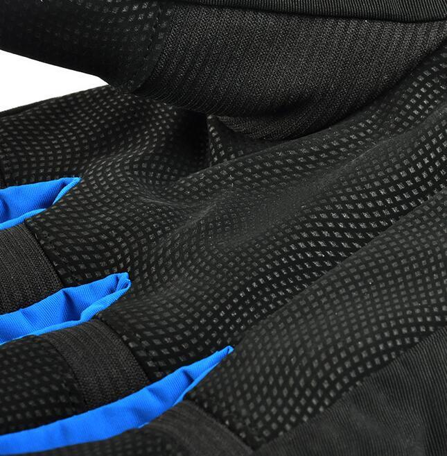 Wild snow snowboard guantes de entonado de colores unisex escalada esquí los con