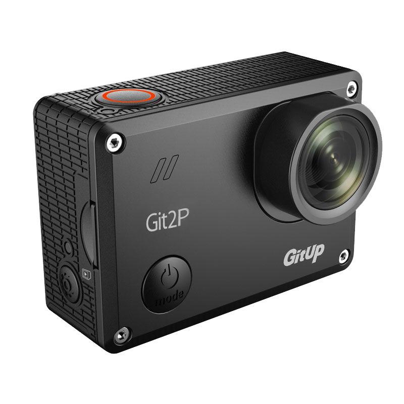 Gitup git2p pro wifi 2 k 1080 p full hd acción del casco del deporte cámara de 1