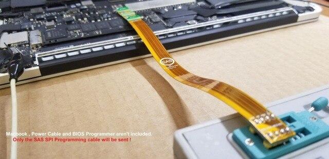 SPI J6100 for Apple MacBook,Air Pro 2010 2017 SPI ROM Cable New 2020 for Apple spi