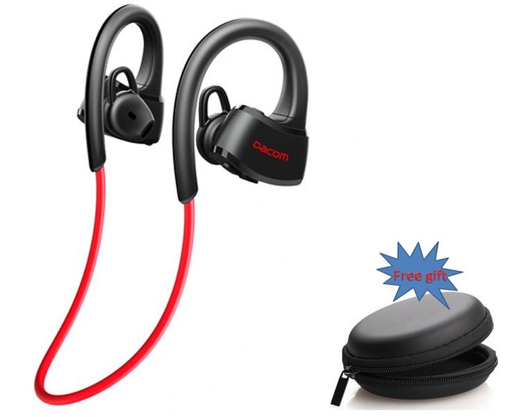 цены Original Dacom P10 Bluetooth Headset IPX7 Waterproof Wireless Sport Running Headphone Stereo Music Earbuds Headsfree with Mic