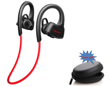 Best Buy Original Dacom P10 Bluetooth Headset IPX7 Waterproof Wireless Sport Running Headphone Stereo Music Earbuds Headsfree with Mic