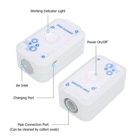 respirador purificador de ar desinfeccao desinfeccao apneia do sono anti ronco