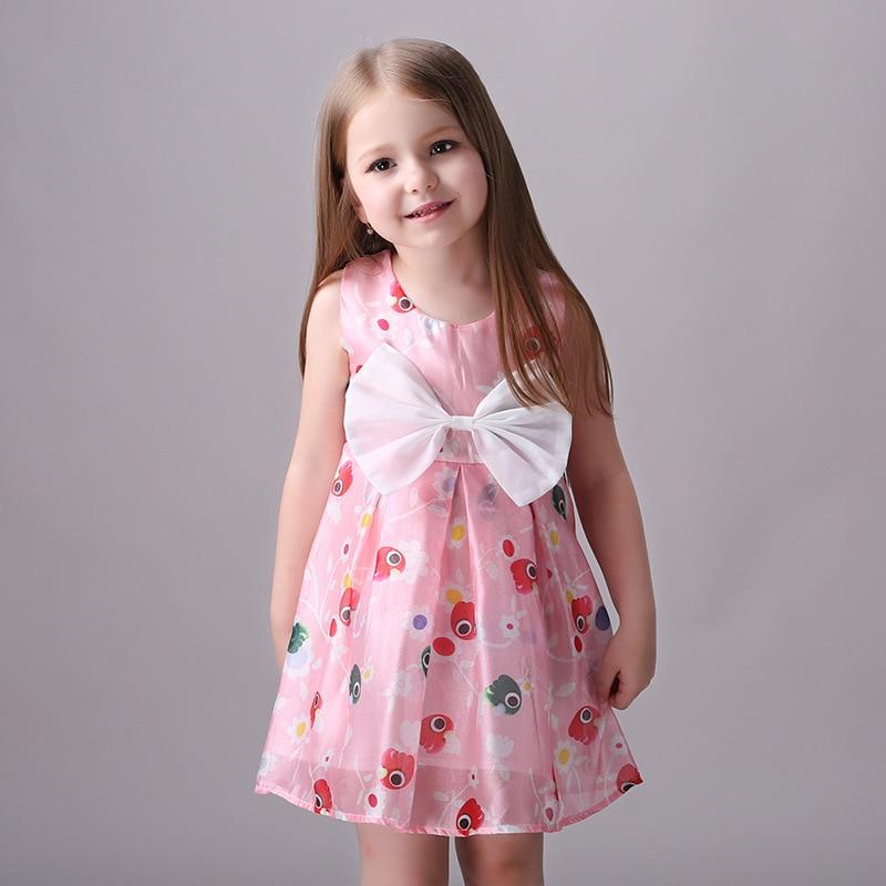 baby girl dress european style girls cotton frock designs fancy ...
