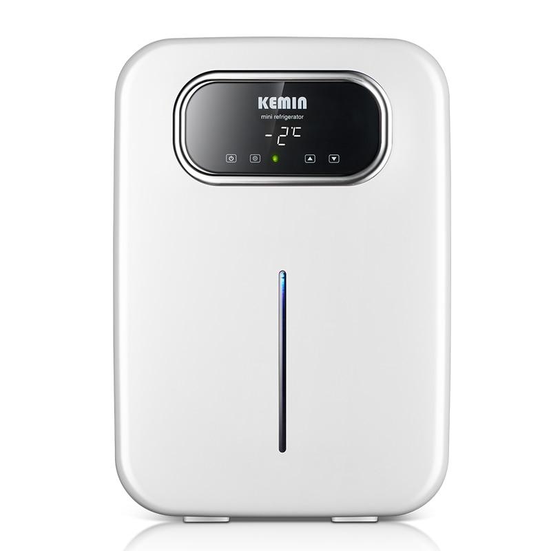 12V 220V Intelligent Car And Home Double Using 20L Electric Refrigerator Cool And Warm Mini Car Refrigerator EU/AU/UK/US