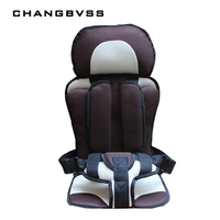 Good Quality Baby Child Car Safety Seat Portable Car Seat For 9 Months 4 Years Old