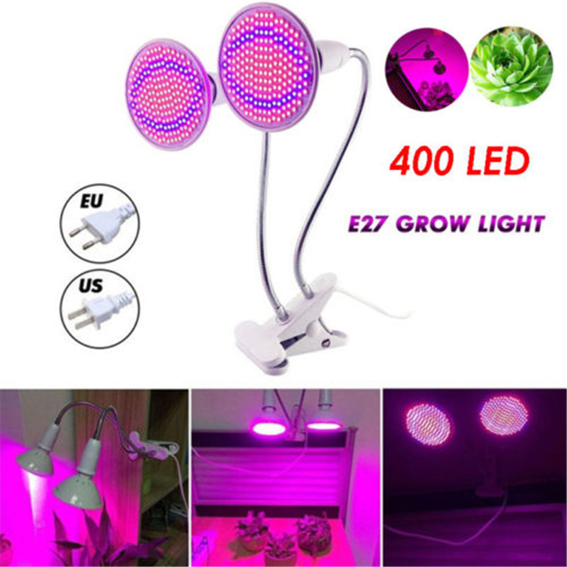 Grow Light Plant Phytolamp LED Bulbs Seedling Indoor Full Spectrum LED Lamp For Greenhouses Fitolampa Seedlings And Flowers Grow
