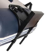mount inflatable boat motor racket grommet glue fix motor hang board hook fishing boat propeller outdoor water sport accessory