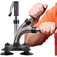 Exerciser Power Trainer Forearm Wrestling Hand Gripper Set Muscle Spring Structure Resistance Equipment Strong Wrist Arm Fitness