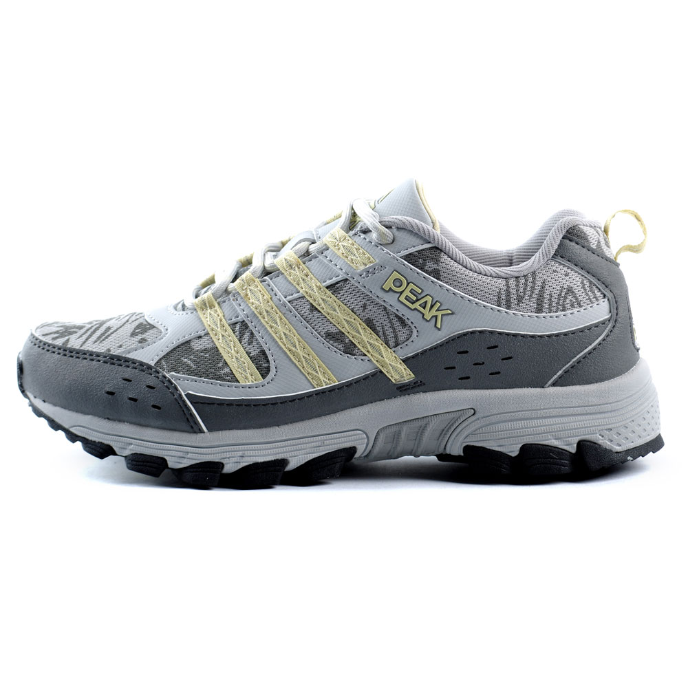 ФОТО PEAK SPORT New Arrival Autumn Comfortable Women Outdoor Hiking Sneaker E13548G Free Shipping