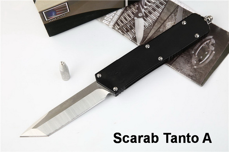 JUFULE custom made Scab D2 Blade aluminum handle camping survival outdoor EDC Tactical hunting hand tool