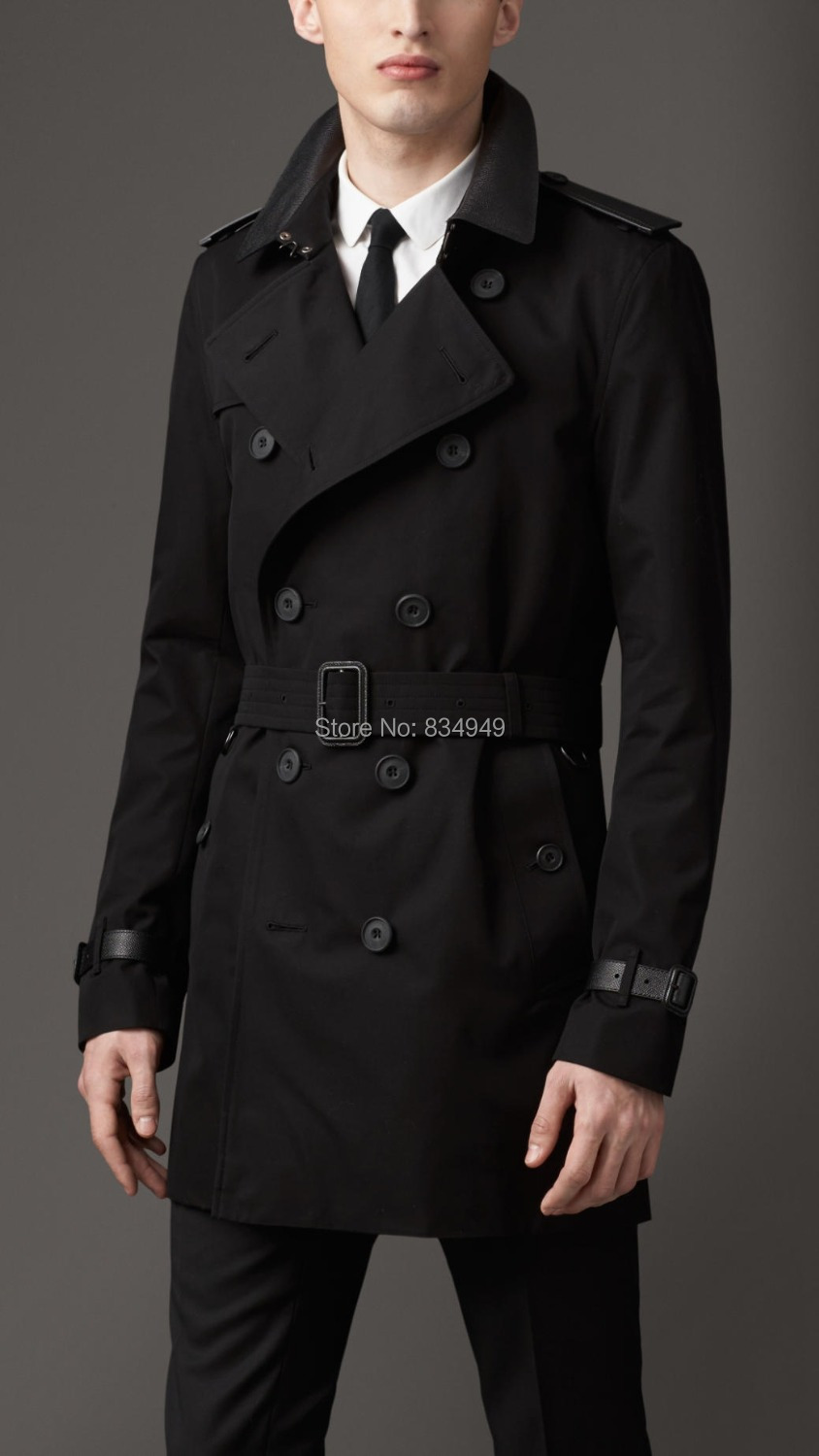 Compare Prices on Black Mens Coats- Online Shopping/Buy Low Price