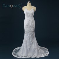 Vestido De Noiva Renda 2015 New Strapless Long Lace Gown Elegant A Line Beaded Embellished Lace