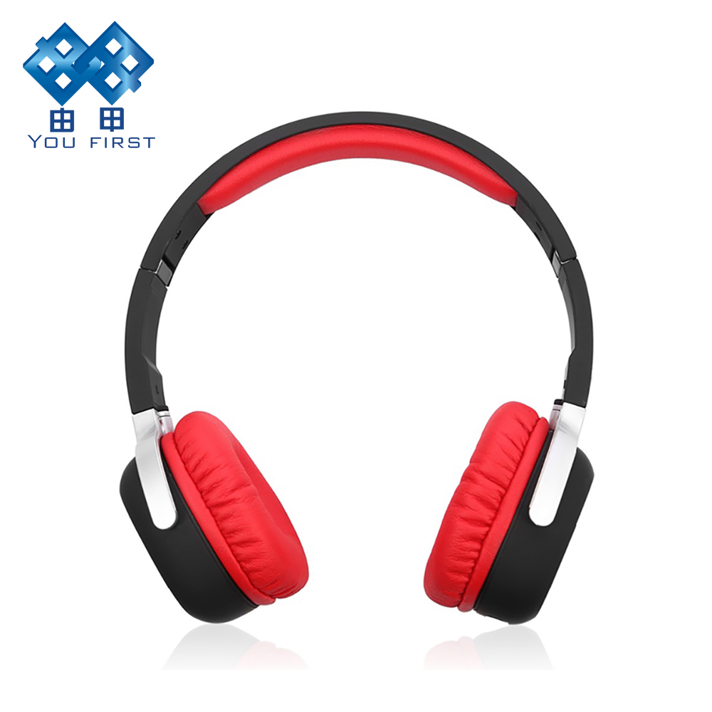 Portable Wireless Bluetooth foldable headset stereo Bluetooth 4.1 Sport Noise Canceling Headphone With Mic for cellphone xiaomi original fashion bluedio t2 turbo wireless bluetooth 4 1 stereo headphone noise canceling headset with mic high bass quality