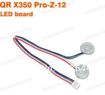 Walkera QR X350 Pro LED Board Walkera QR X350 PRO-Z-12 Walkera QR X350 PRO Parts Free Shipping with tracking ultra wideband communications systems structure and design
