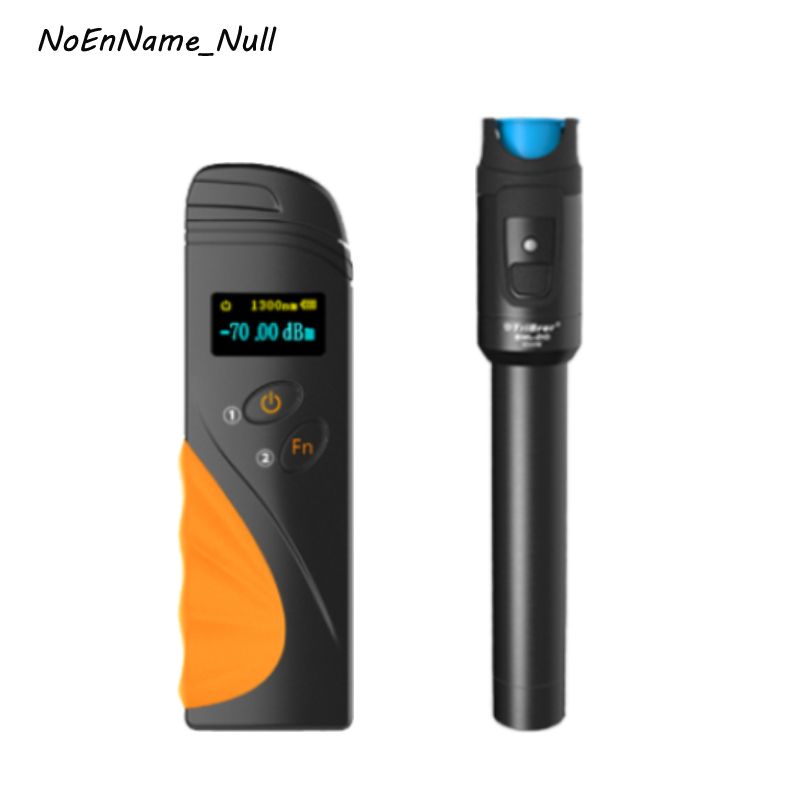 2 in 1 Fiber Optic FTTH Tool Kit Handheld Mini Optical power meter and 10km/20km/30km Visual Fault Locator Fiber optic test pen2 in 1 Fiber Optic FTTH Tool Kit Handheld Mini Optical power meter and 10km/20km/30km Visual Fault Locator Fiber optic test pen