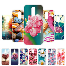 3D DIY Case For OnePlus 6T Coque One Plus Soft Painted Silicone Back Cover Fundas OnePlus6T Housings