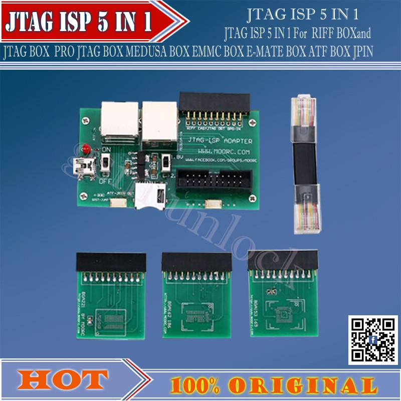 ISP 5 IN 1 -gsm unlock